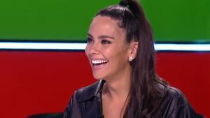 La pista que dejó caer Cristina Pedroche en 'Zapeando' sobre su paso por 'Mask Singer'