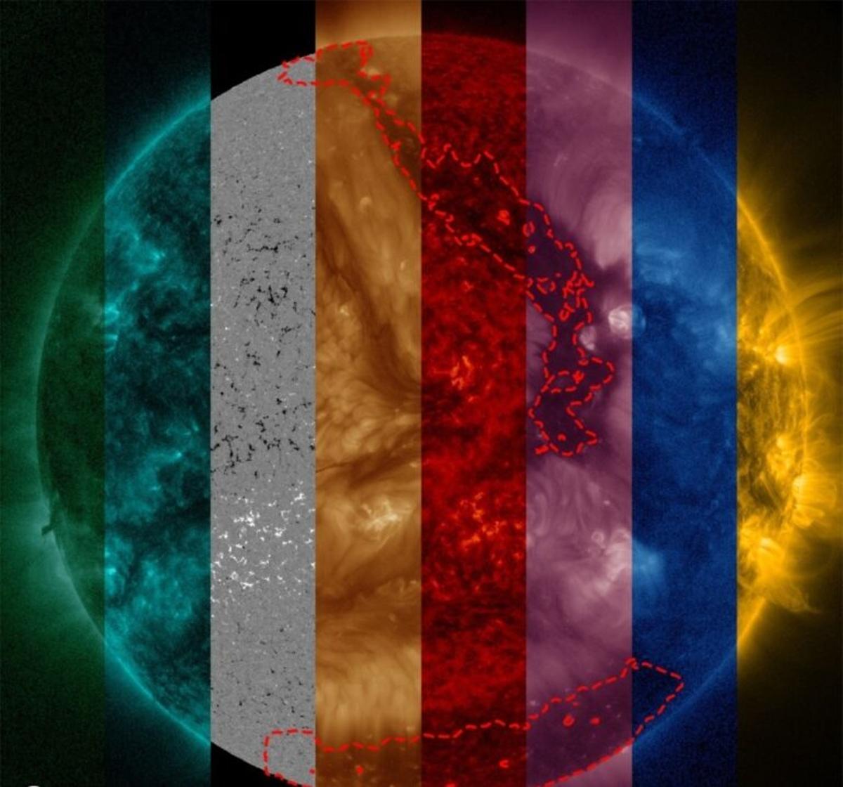 La Inteligencia Artificial predice las erupciones solares