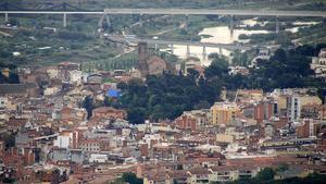 Vista general de Sant Boi de Llobregat.