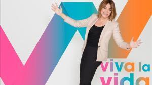 Toñi Moreno, presentadora del nuevo programa de Tele 5 'Viva la vida'.
