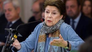Magdalena Álvarez diu que desconeixia com es pagaven les ajudes dels ERO