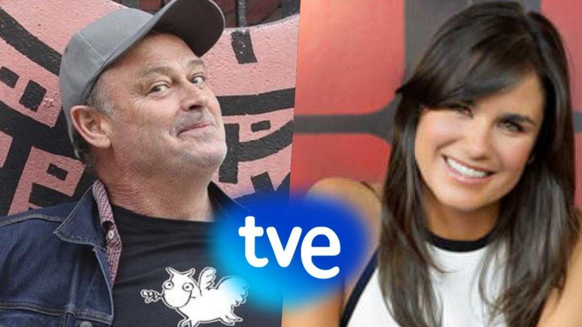 Pablo Carbonell y Elena Sánchez.