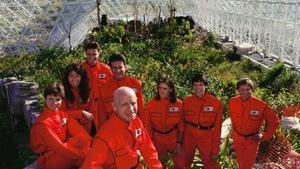 Los protagonistas del experimento 'Biosfera 2', que retrata el documental 'Spaceship Earth'