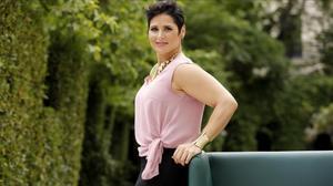 Rosa López, en Madrid, durante la presentación del reality 'Soy Rosa', que TEN estrena el 26 de junio.