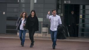 Unides Podem s'afegeix a un manifest «per la llibertat immediata» dels Jordis