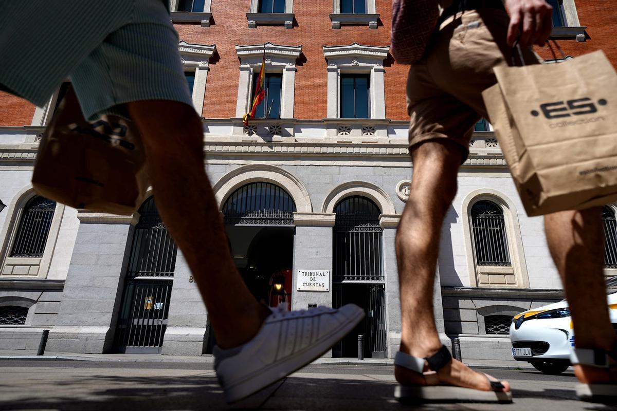 El Tribunal de Comptes demana un informe a l'Advocacia de l'Estat per comprovar la legalitat de l'aval de la Generalitat
