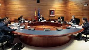 Reunión del Consejo de Ministros del pasado 17 de marzo.