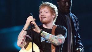 Ed Sheeran, el pasado febrero en el O2 Arena.