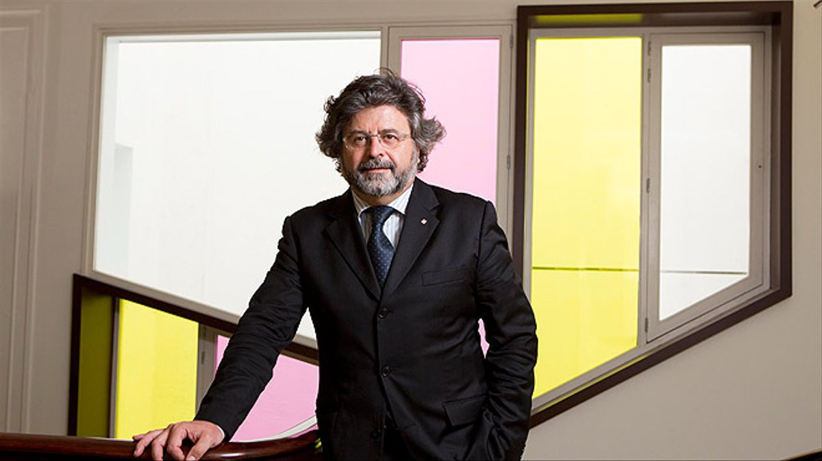 Entrevista con Antoni Castellà, secretario de Universitats i Recerca.