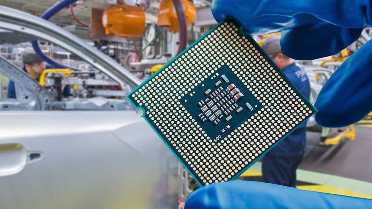 La escasez de semiconductores desestabiliza la industria mundial