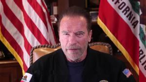 El 'sayonara baby' d'Arnold Schwarzenegger a Trump |Vídeo