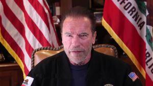 Arnold Schwarzenegger carga contra Trump en Twitter.
