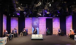 Debate de los candidatos a las elecciones del 14-F en la Ser Catalunya con Josep Cuní.
