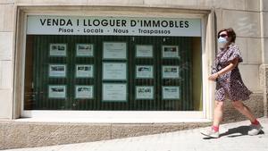 El precio del alquiler ha aumentado un 4,6% en España