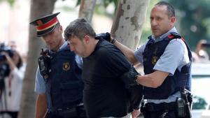 La madre de la niña asesinada en Vilanova i la Geltrú: Estamos aquí para pedir que se haga la máxima justicia