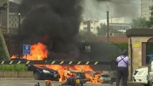 Atemptat gihadista en un complex hoteler de Nairobi | Última hora