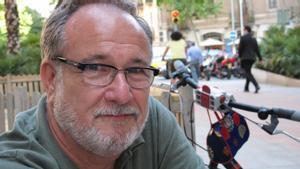 El profesor universitario, escritor, crítico literario y traductor Lluís Maria Todó.