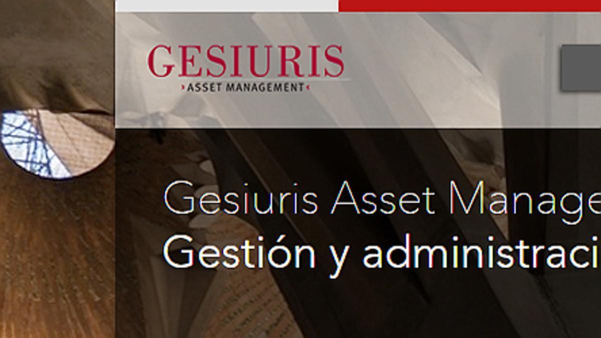 Web de Gesiuris.