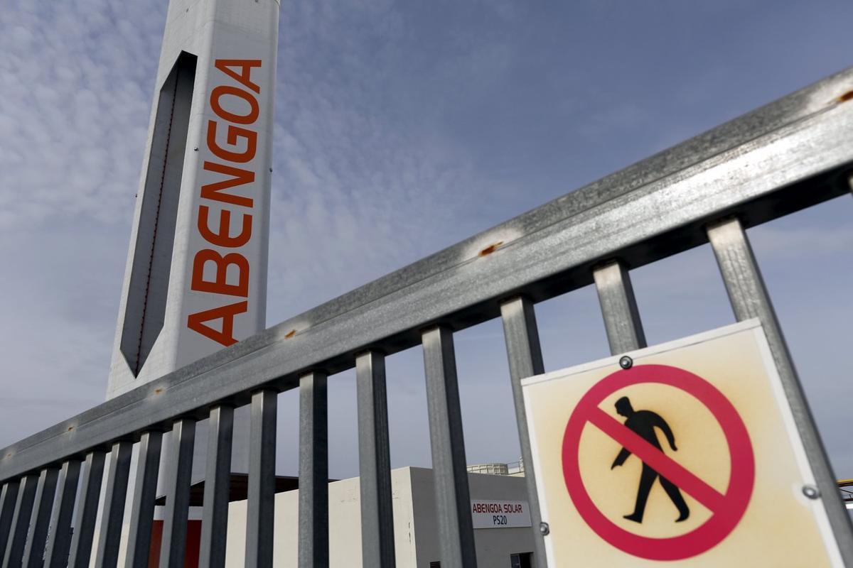 Abengoa demana un rescat de 249 milions d'euros a la SEPI