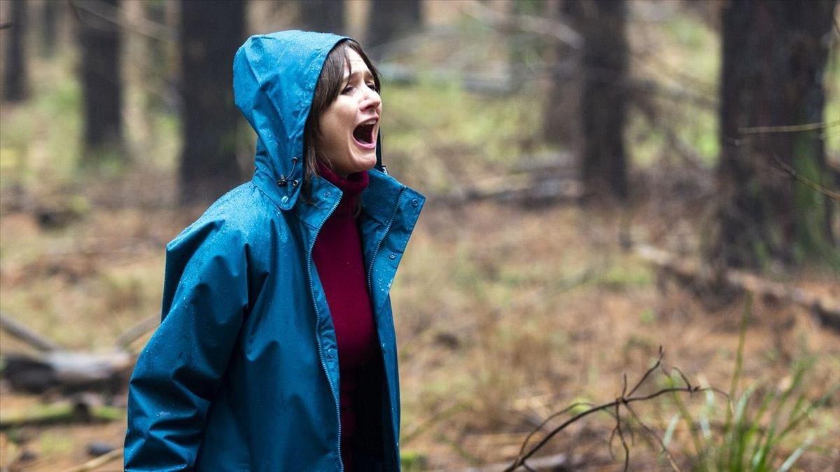 Emily Mortimer en una imagen de 'Relic', de Natalie Erika James.