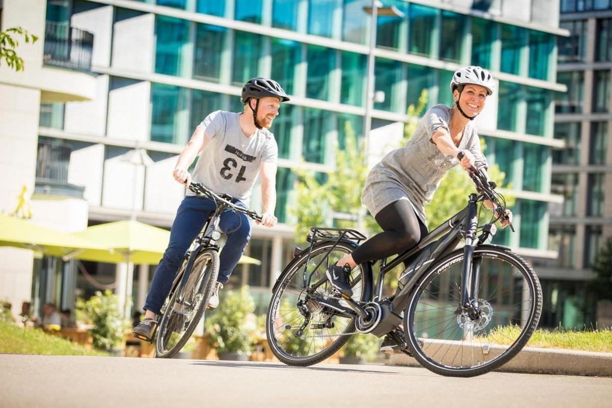 Bicicletas eléctricas.