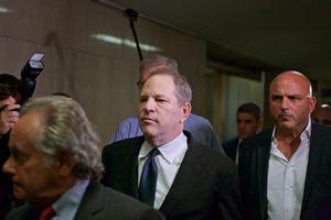 Weinstein, el pasado julio, a su llegada la tribunal penal de Nueva York.