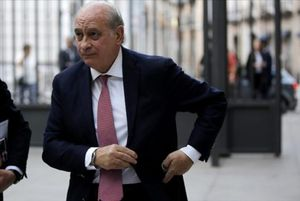 Jorge Fernández Díaz, en una imagen de octubre del 2016.