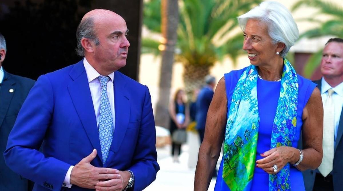 L'FMI adverteix de la pèrdua de poder adquisitiu de les pensions