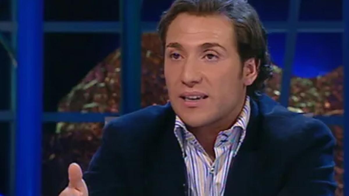 El pasado televisivo de Antonio David: de sus comentarios homófobos a sus broncas con tertulianos