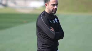 Xavi diu que 'no' al Barça ara per ara