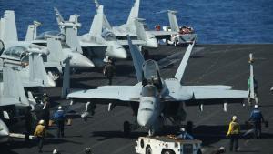 Puja la tensió militar entre la Xina i els EUA la vigília de la reunió presidencial