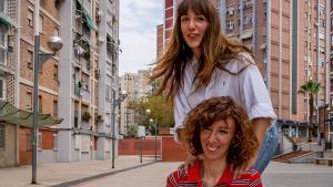 Carol y Marina Rodríguez.