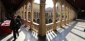 Sede del Institut d'Estudis Catalans.