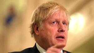 Johnson rebutja un segon referèndum d'independència a Escòcia