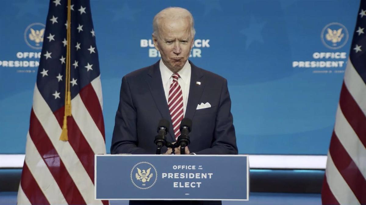California certifica sus votos y da oficialmente la mayoría a Biden