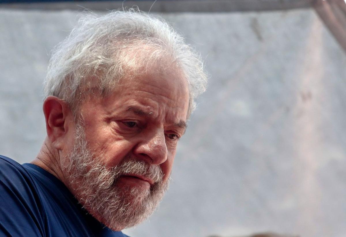 El expresidente de Brasil,Luiz Inácio Lula da Silva.