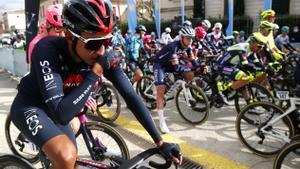 Egan Bernal torna a pujar a la bicicleta