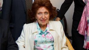 Mor la fundadora de l'Editorial Vicens Vives
