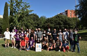 Presentación de la Fiesta Mayor de Mollet del Vallès 2021.