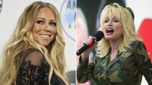 Mariah Carey también se ha sumado al reto de Dolly Parton.
