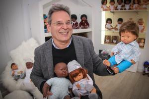 Rafael Rivas, Gerente de Miniland (empresa de juguetes de ONIL)