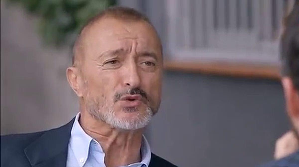 Arturo Pérez-Reverte, en la nueva temporada de 'Salvados'