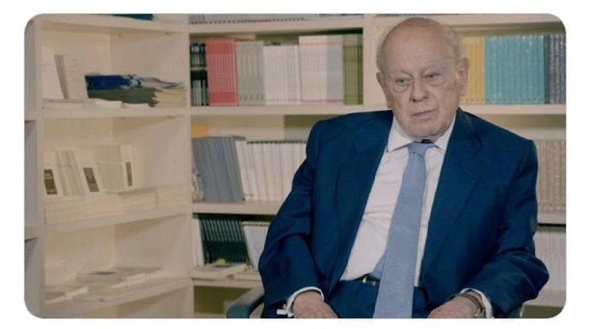 Imagen de promoción de Jordi Pujol en el '30 minuts'.
