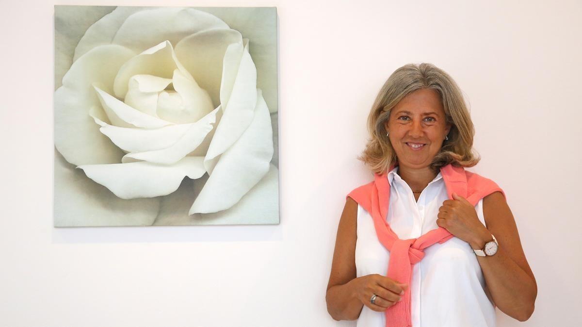 """Inma Nogués: """"Ojalá un día aprendamos a somatizar alegría, paz y amor"""""""