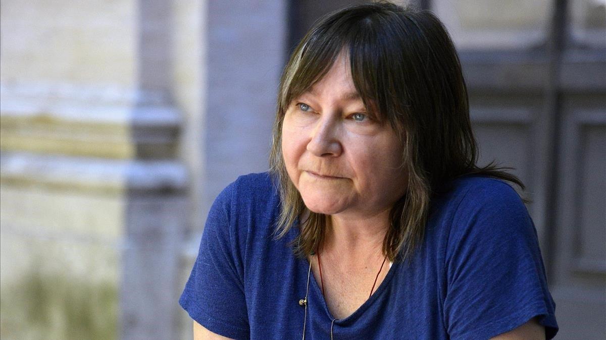 La escritora escocesa Ali Smith.