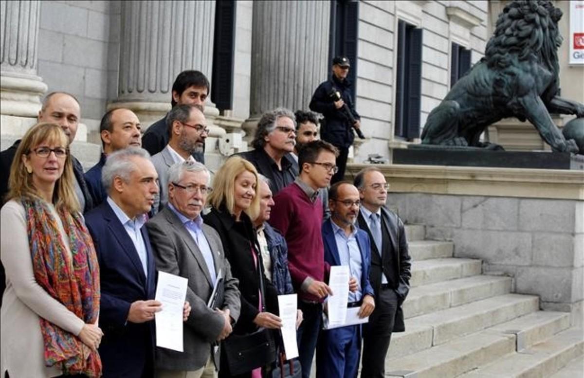 Sindicatos y oposición piden que los Presupuestos financien la subida de las pensiones