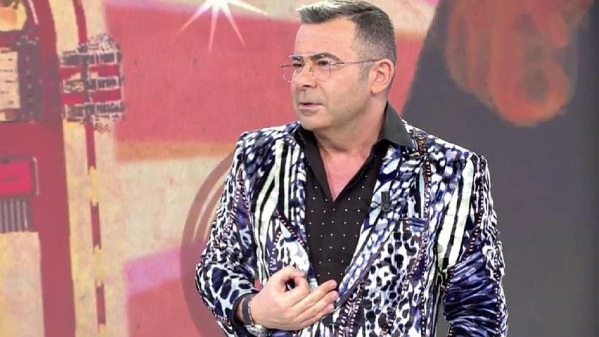 Jorge Javier Vázquez en el 'Deluxe'