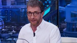 """Pablo Motos, tras la salida de Sergio Ramos del Real Madrid: """"Es un tema que me afecta personalmente"""""""