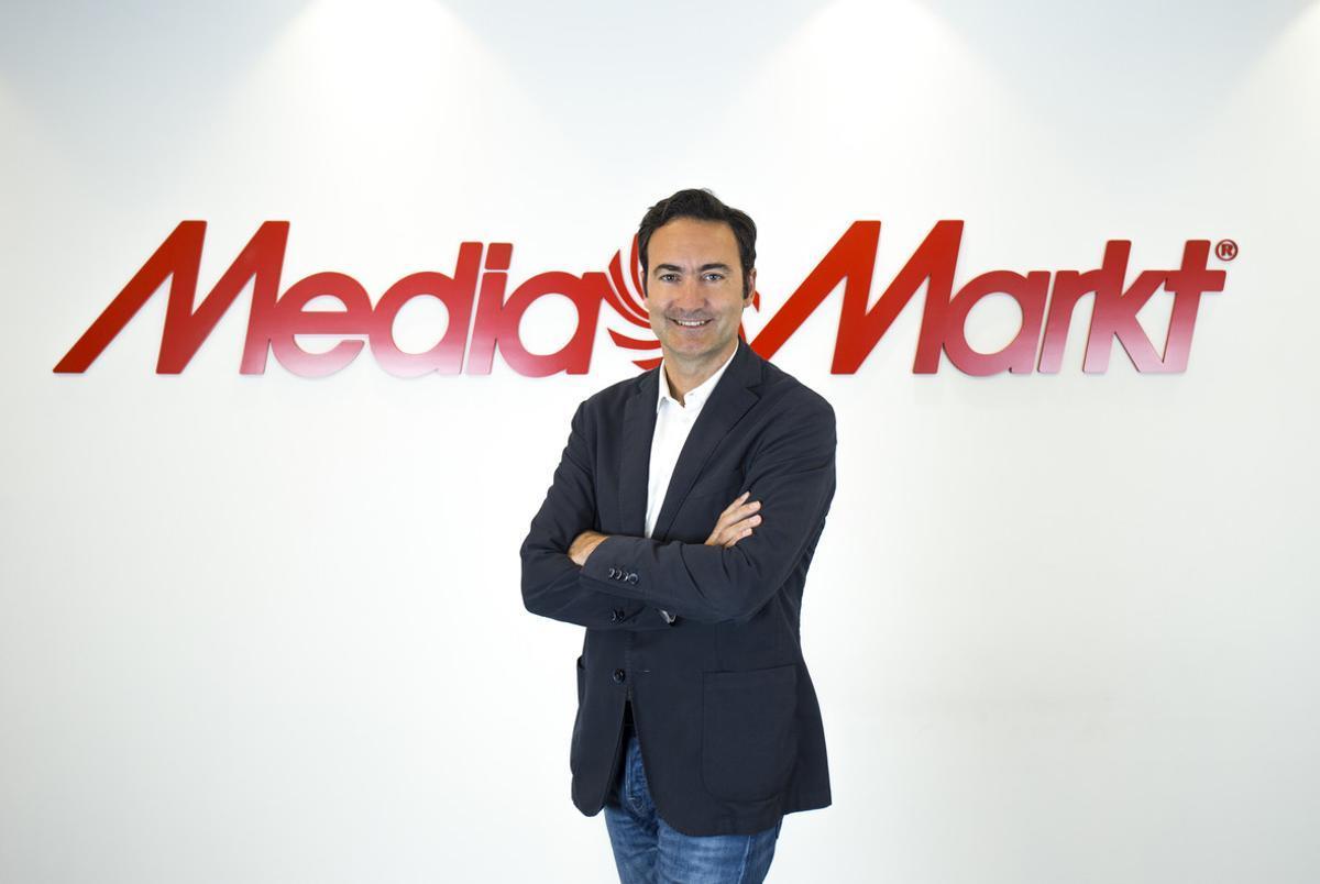 Ferrán Reverter, CEO de MediaMarktSaturn, matriz de Mediamarkt.