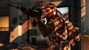 El protagonista del joc bèl·lic 'Call of duty. Black ops'.